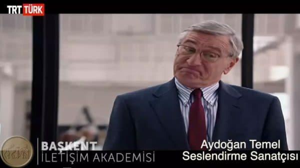 AYDOĞAN TEMEL'LE SESLENDİRME ÜZERİNE