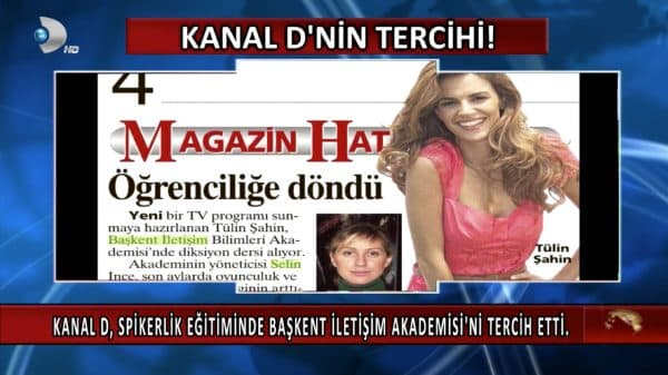 KANAL D'NİN TERCİHİ